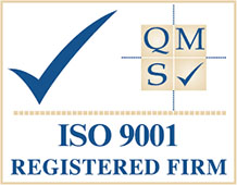 ISO 9001 Registered Firm